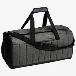 Bolsa de deporte gimnasio Cardio Fitness Domyos LikeAocker 40 litros caqui