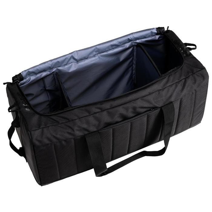 Sporttasche Fitness 40l schwarz