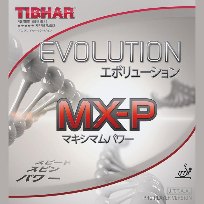 Rubber voor tafeltennisbat Evolution MX-P