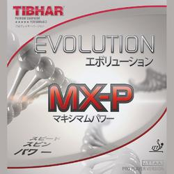 Tafeltennis rubbers Evolution MX-P