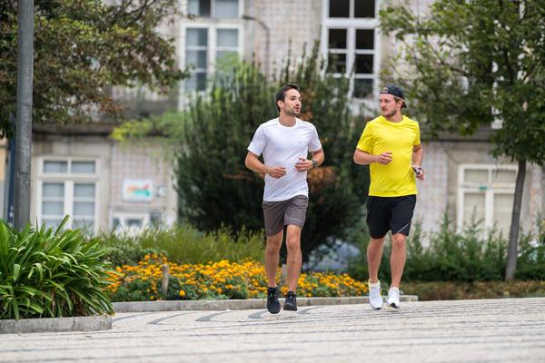 Laufbekleidung Herren Jogging Männer Running Laufkeidung günstig