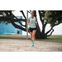 SHORT RUNNING RUN DRY NOIR FEMME