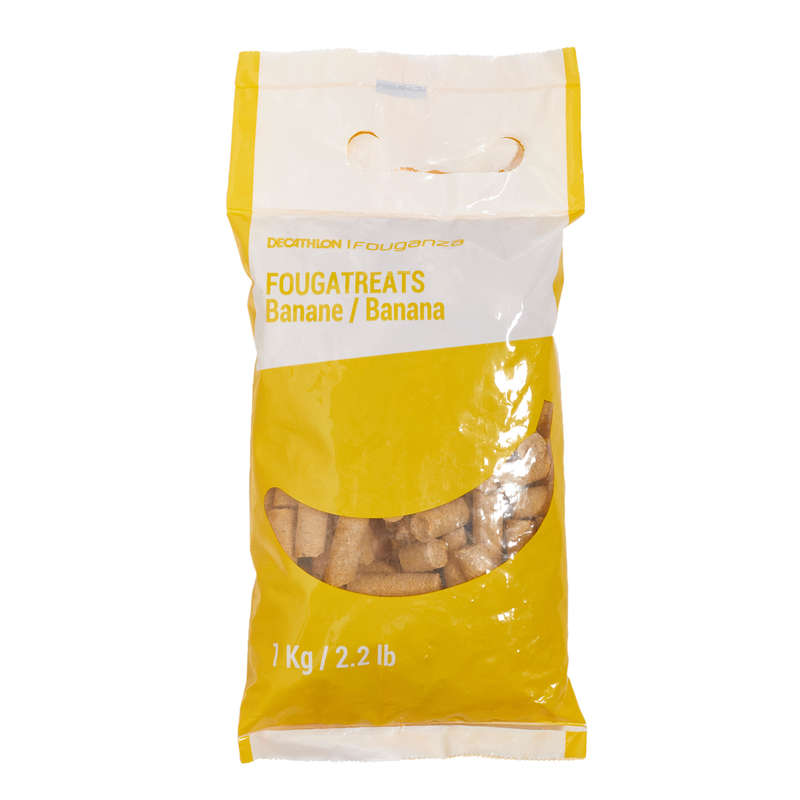 HORSE TREATS Horse Riding - Fougatreats Banana 1 kg FOUGANZA - Horse Riding