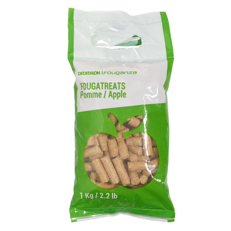 Fougatreats 1 kg Horse and Pony Treats - Apple
