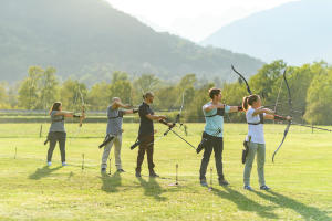 archery safety rules