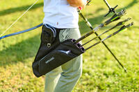 Right Hand Archery Quiver Club 700 - Black