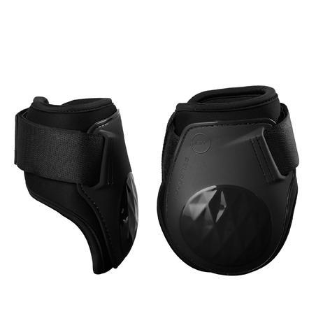 Protège-boulets cheval 500 Saut noir