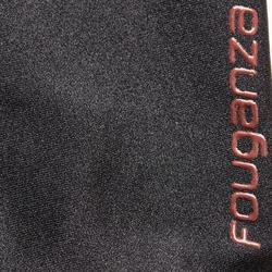 Orejeras Equitación Fouganza HD STRASS Caballo Rojo Protector y Adaptable