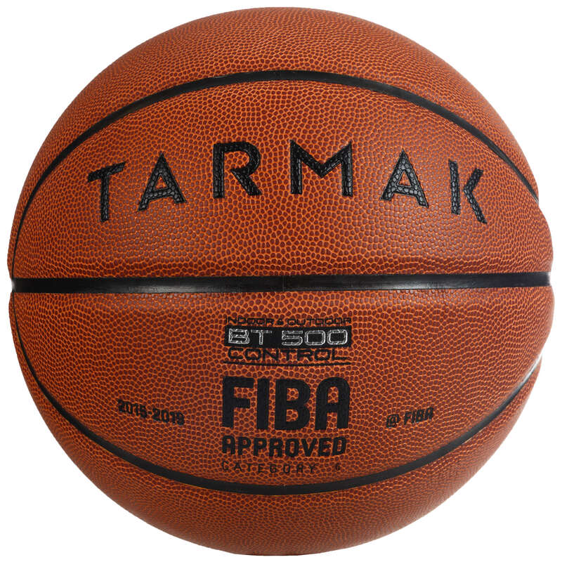 BASKETBOLLAR Lagsport - Basketboll BT500 stl. 6 FIBA  TARMAK - Basket
