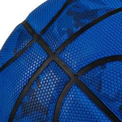 Basketbal R300 blauw (maat 5)