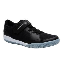 男款羽球鞋BS 190 STRAP-黑色