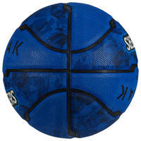 R300 Size 7 Beginner Basketball Blue - Boys over 13
