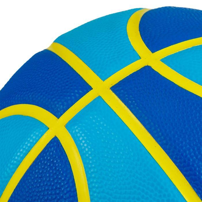 Wizzy Kids' Size 5 Basketball - Green Blazon