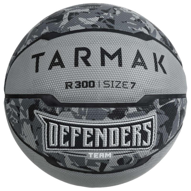 PALLONI BASKET Sport di squadra - Pallone basket R300 T7 grigio TARMAK - Palloni e accessori basket