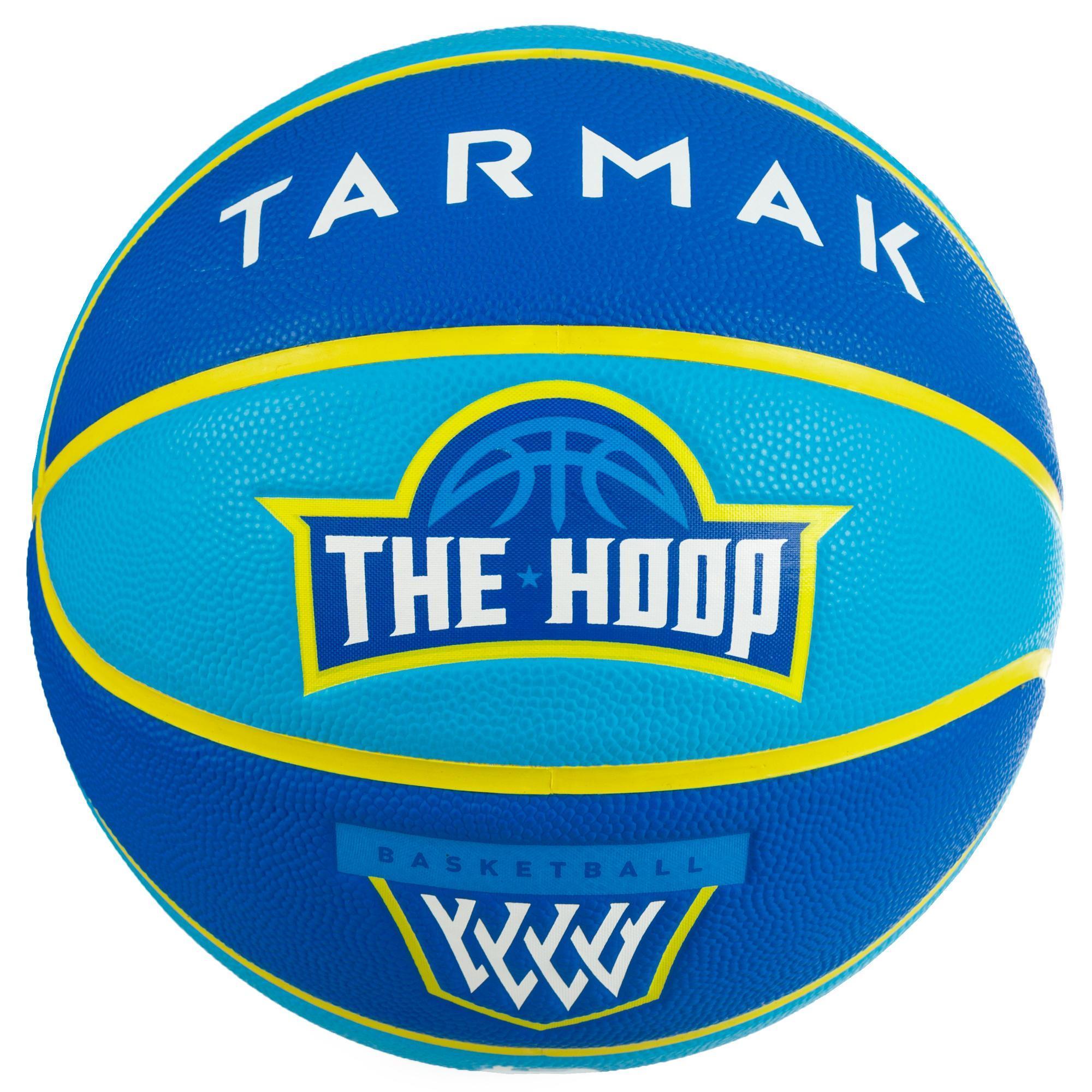 Basketball Wizzy Größe 5 Wappen Kinder grün