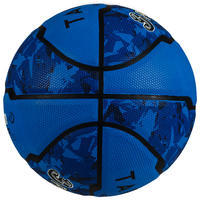 R300 Size 5 Beginner Basketball Blue - for Kids up to 10 Years Old