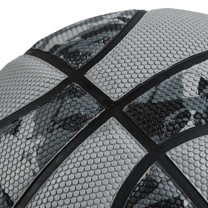 Basketball R300 Größe 5 Kinder bis 10 Jahre Einsteiger grau