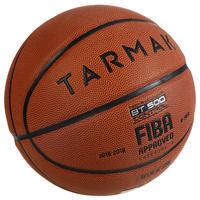 BT500 Size 7 FIBA Basketball Brown