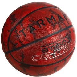 Balón de baloncesto BT500 T7 camu Burdeos