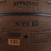 Ballon de basketball BT 500 taille7 Grip
