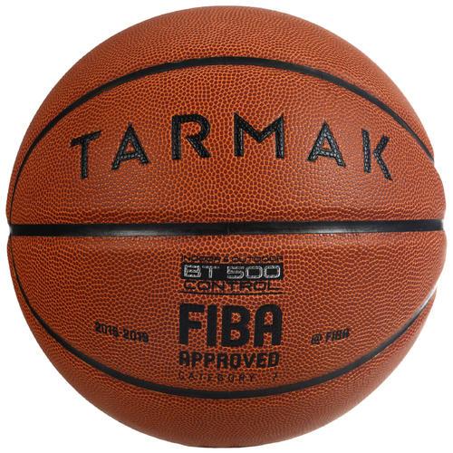 Ballon de basket BT500 taille 7 Fiba