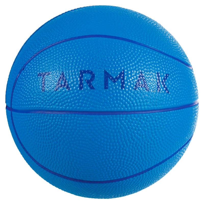 PANIERS & BALLONS BASKETBALL DECOUVERTE Sport di squadra - Pallone basket K100 blu TARMAK - Palloni e accessori basket
