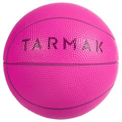 Mini basketbal K100 roze