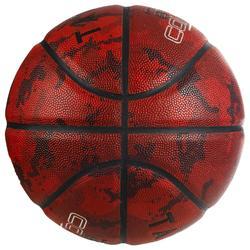 BT500 Size 7 Basketball - Camo/Burgundy