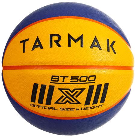 BT500 3-on-3 Basketball Bola dengan sensasi sempurna.