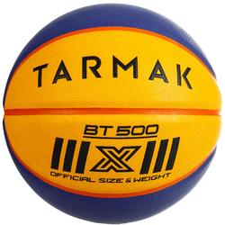 BT500 3-on-3 BasketballExcellent ball feel.