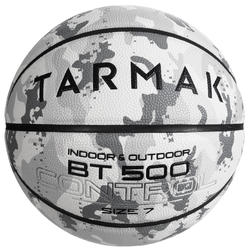 Ballon de basket...