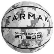 Balón de básquetbol BT500 T7 Cam. Blanco