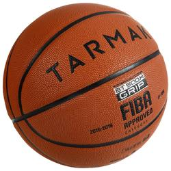 BT500 Grip Adult Size 7 Basketball - Orange Great ball feel