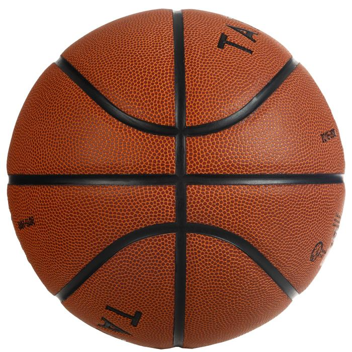 Basketball BT500 Größe5 Kinder orange Super Ballgefühl