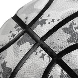Basketball BT500 Größe5 Kinder camo/weiß Super Ballgefühl