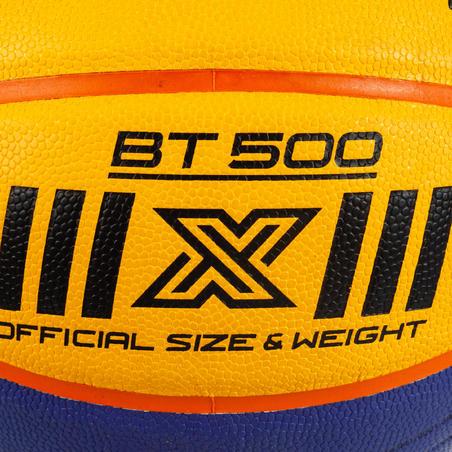 BT500 3-on-3 BasketballExcellent ball feel.