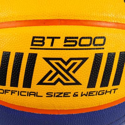 បាល់បោះ BT500 3x3 អារម្មណ៍ស្រស់ស្រាយពេលប៉ះបាល់។