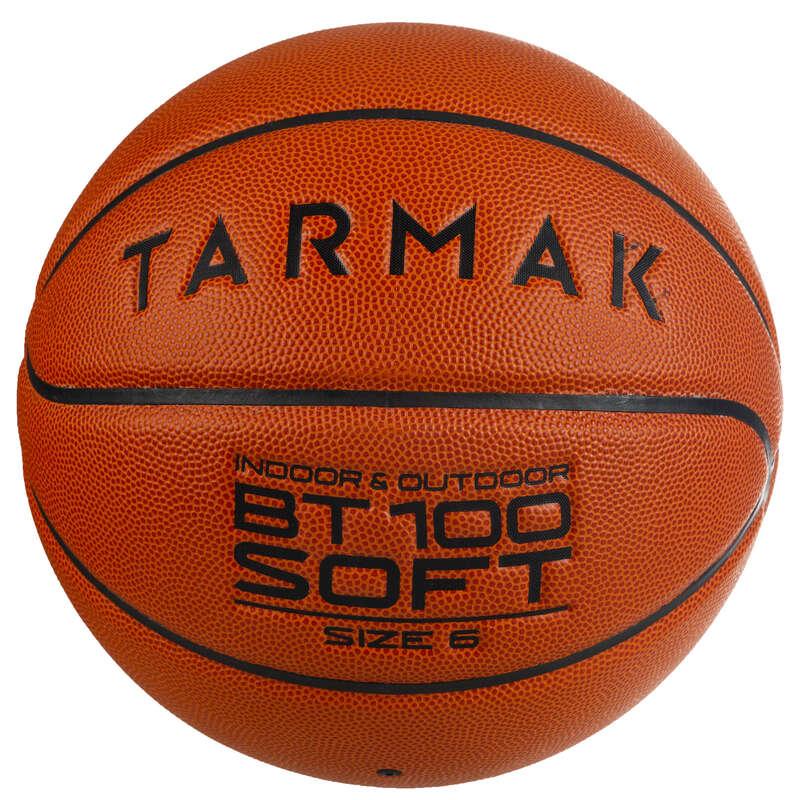 BASKETBALOVÉ MÍČE Basketbal - BASKETBALOVÝ MÍČ BT100 VEL. 6 TARMAK - Basketbalové míče