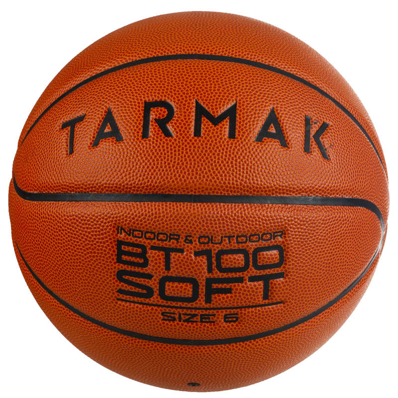 МЯЧИ / БАСКЕТБОЛ Мячи - Мяч баскетбольный BT100,разм.6 TARMAK - Мячи