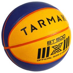 Basketbal BT500 voor 3x3 basketbal. Uitmuntende baltoets.