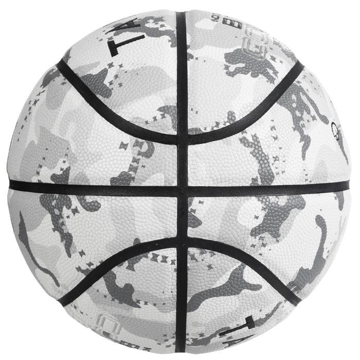 Basketbal BT500 maat 6 wit