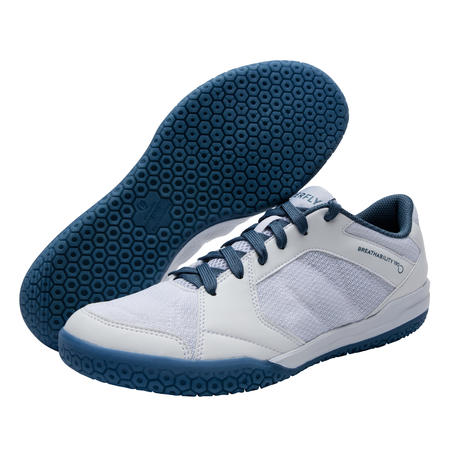 נעלי בדמינטון לגברים דגם BS 190 - לבן