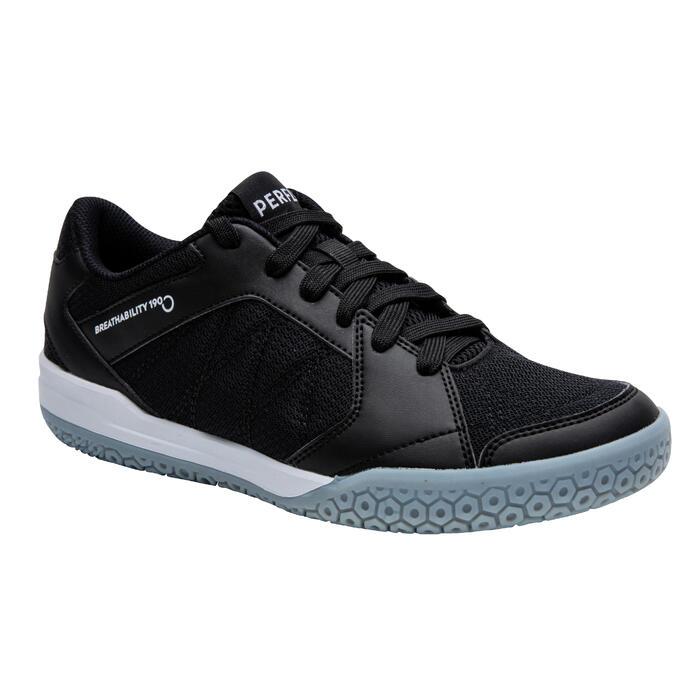 Chaussures De Badminton BS190 Femme - Noir