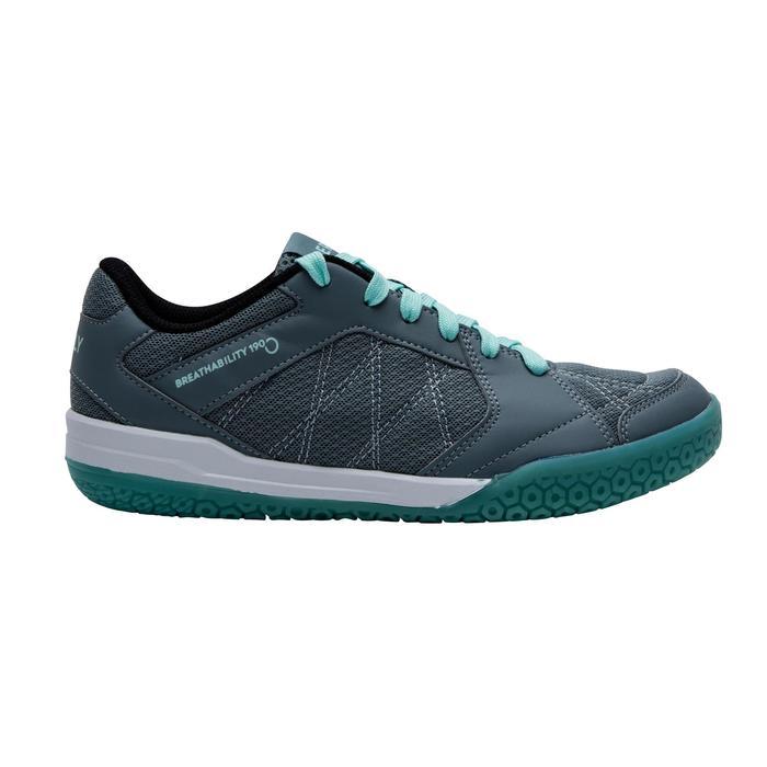 女款羽球鞋BS 190-灰色