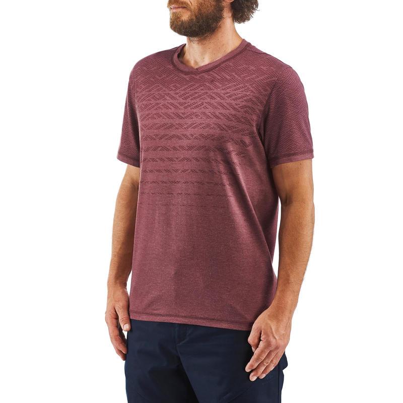 Men's Hiking T-shirt NH500 Fresh