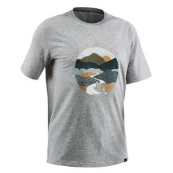 Men's NH500 off-road hiking T-shirt