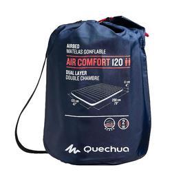 Luftmatratze Camping Air Komfort Dual Breite 120cm für 2 Personen