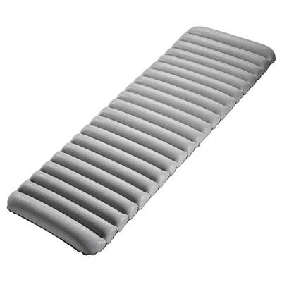 AIR COMFORT INFLATABLE CAMPING MATTRESS _PIPE_ 1 PERSON - WIDTH 70 CM