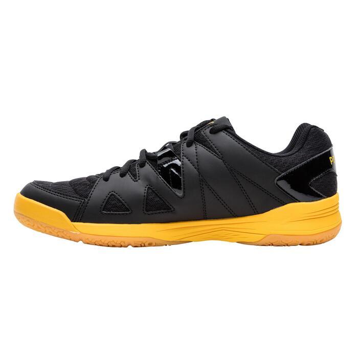 Badmintonschoenen voor heren BS 530 zwart