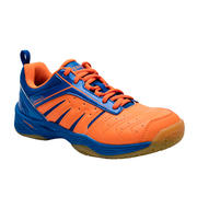 JUNIOR BADMINTON SHOES BS 560 LITE ORANGE